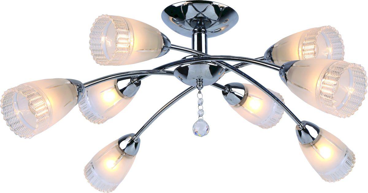 Светильник потолочный Arte Lamp Giulia A6198PL-8CC люстра на штанге arte lamp arancia a9276lm 8cc