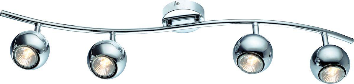 Светильник потолочный Arte Lamp Piatto A6251PL-4CC