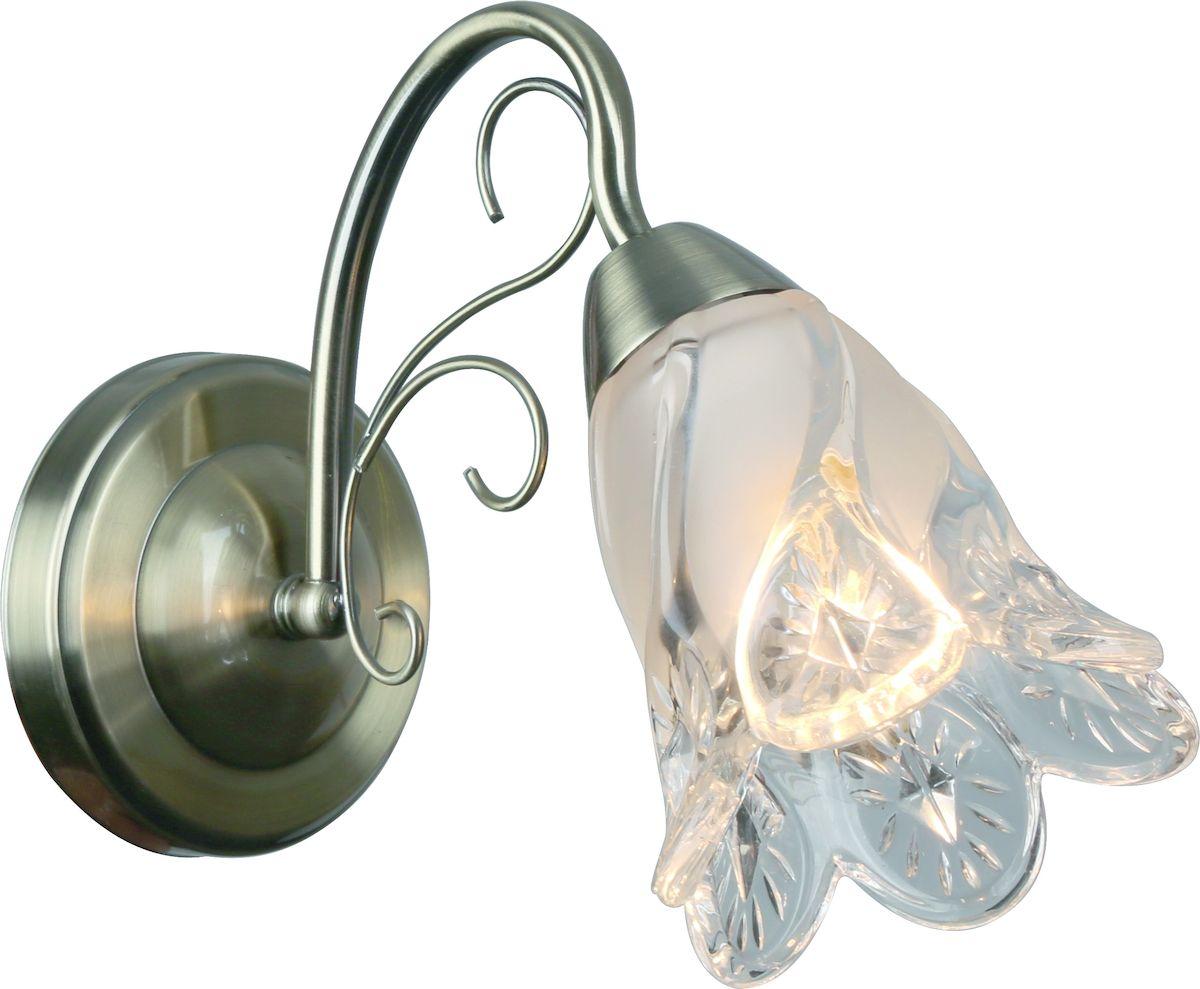 Светильник настенный Arte Lamp FIORITA A6273AP-1ABA6273AP-1AB