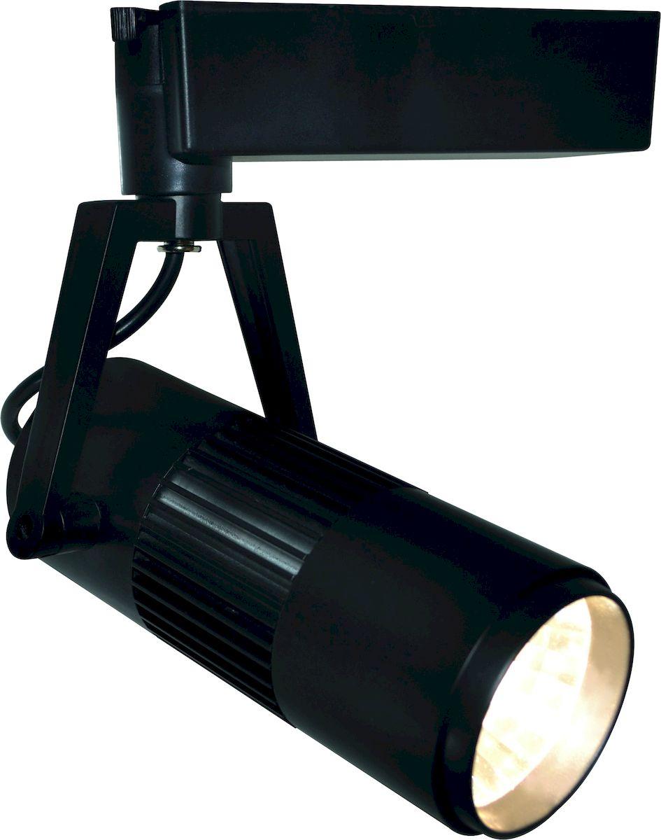 Светильник потолочный поворотный Arte Lamp Track Lights A6520PL-1BKA6520PL-1BK