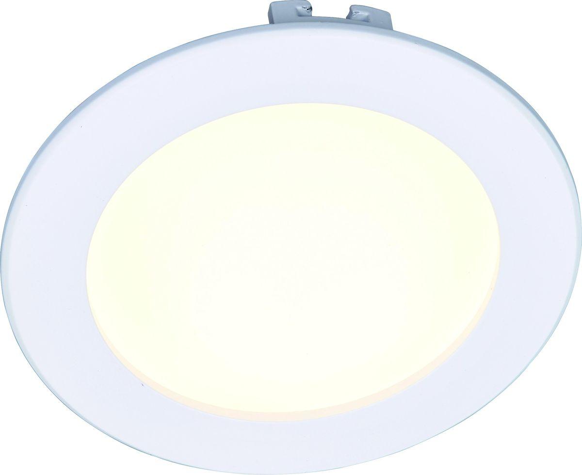 Светильник потолочный Arte Lamp RIFLESSIONE A7012PL-1WH arte lamp встраиваемый светодиодный светильник arte lamp riflessione a7408pl 1wh