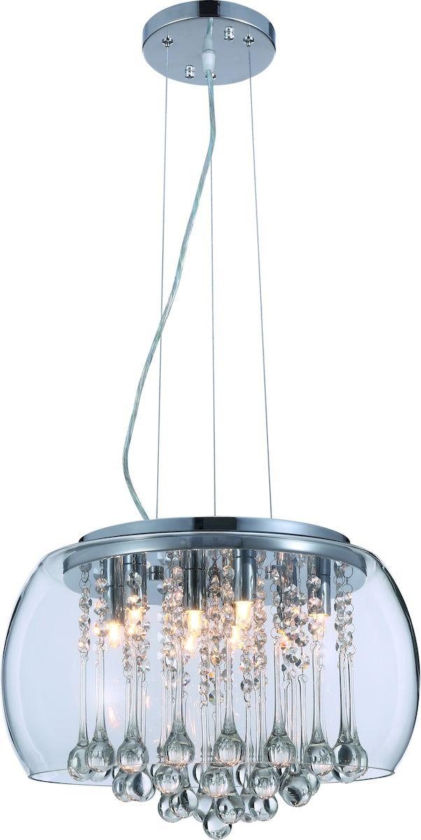 Светильник подвесной Arte Lamp HALO A7054SP-8CC arte lamp a7054sp 5cc