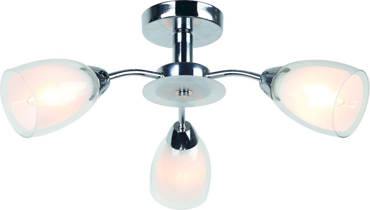 Светильник потолочный Arte Lamp CARMELA A7201PL-3CC люстра на штанге arte lamp carmela a7201pl 5cc