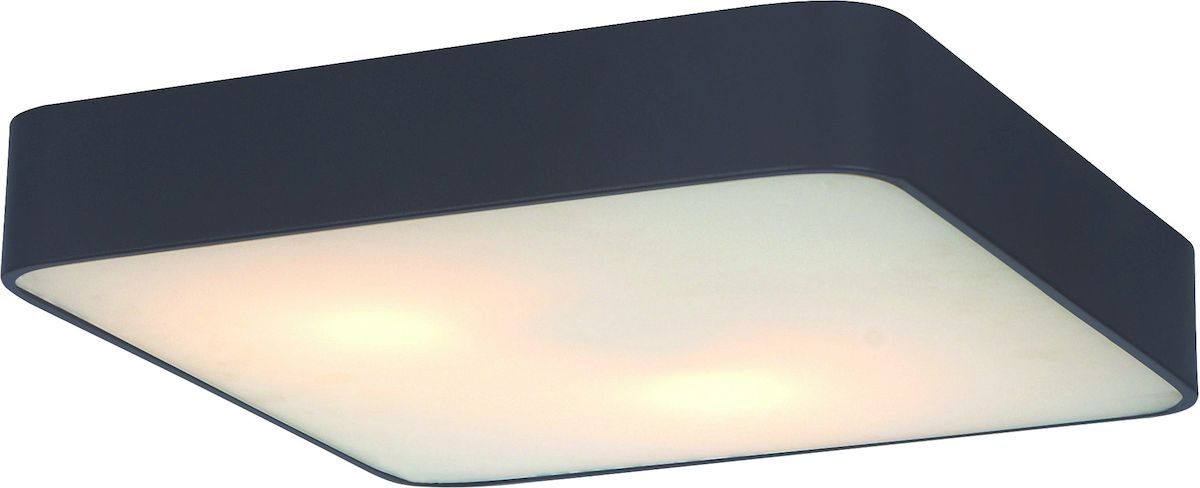 Светильник потолочный Arte Lamp Cosmopolitan. A7210PL-3BKA7210PL-3BKПотолочный светильник Arte Lamp Cosmopolitan поможет создать в вашем доме атмосферу уюта и комфорта. Благодаря высококачественным материалам он практичен в использовании и отлично работает на протяжении долгого периода времени. Лаконичный светильник в стиле модерн с матовым стеклом.Пылевлагозащита IP20. Лампы: Е27; 3x60 W.