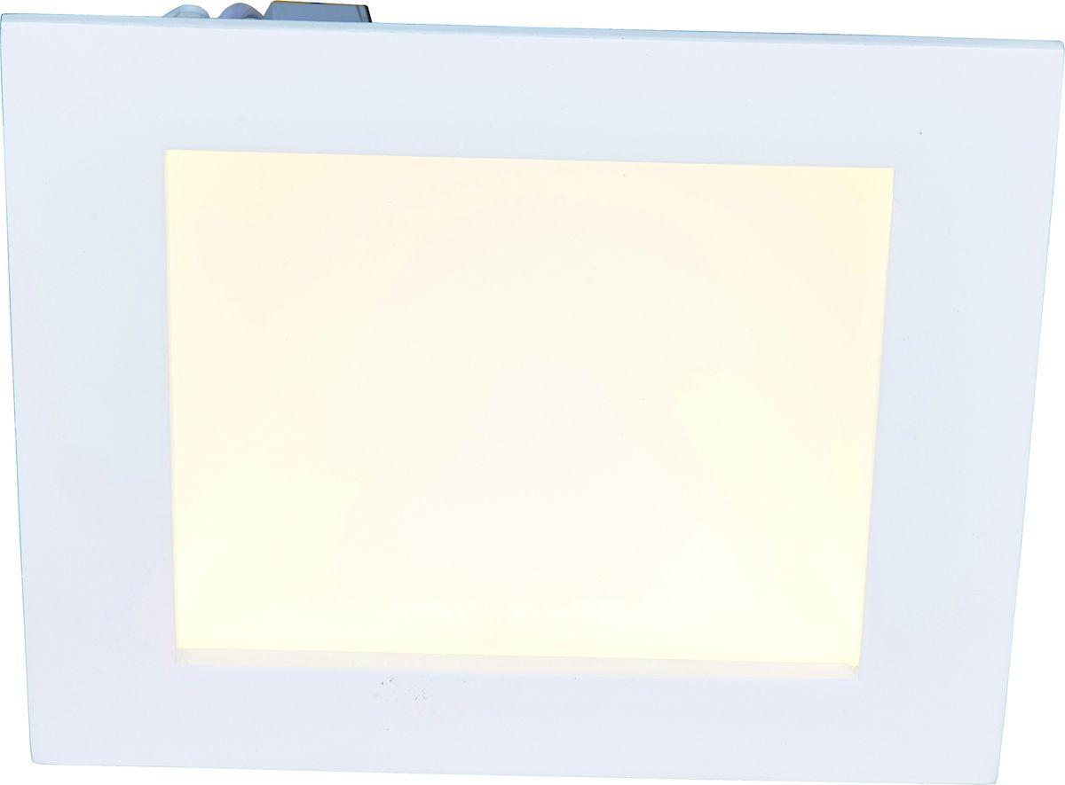 Светильник потолочный Arte Lamp RIFLESSIONE A7416PL-1WH arte lamp встраиваемый светодиодный светильник arte lamp riflessione a7408pl 1wh