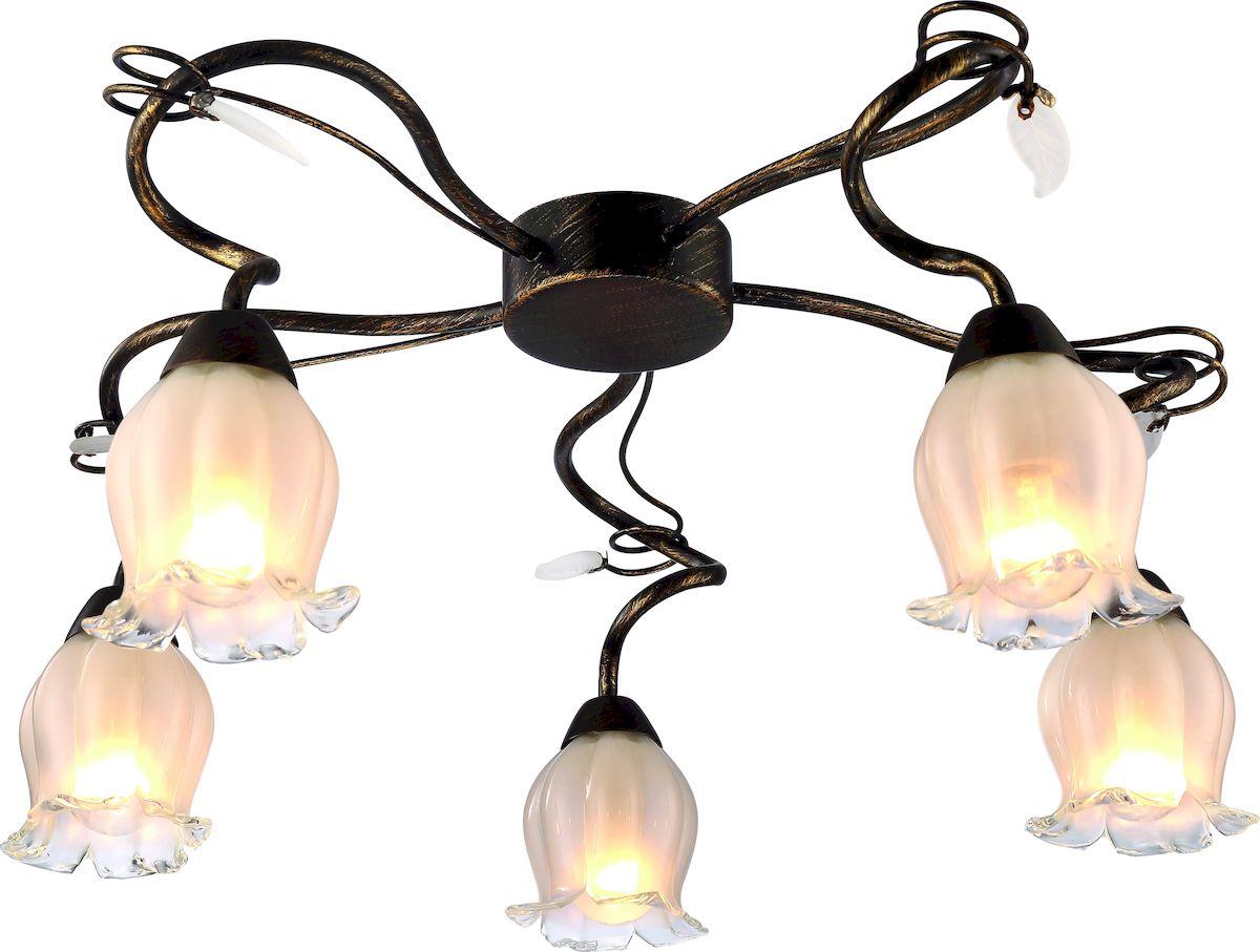 Светильник потолочный Arte Lamp GLAMORE A7449PL-5BRA7449PL-5BR