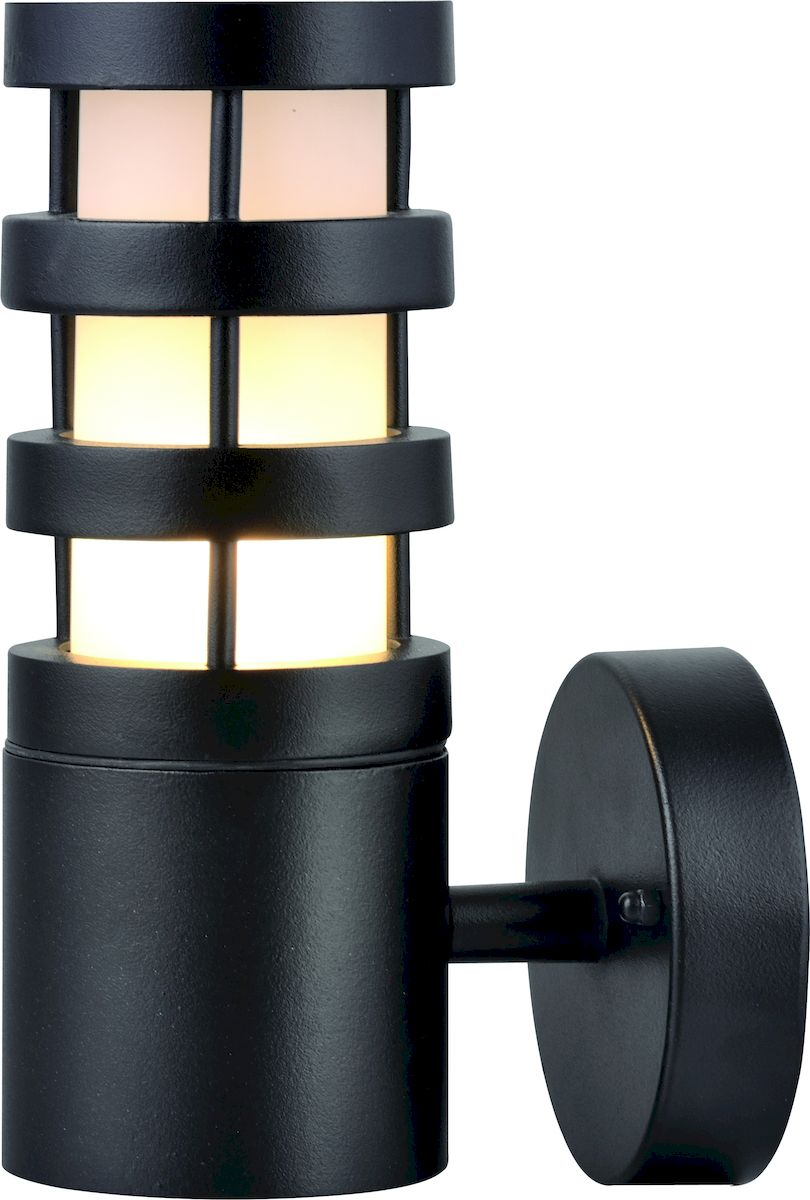 Светильник уличный Arte Lamp Portico A8371AL-1BK