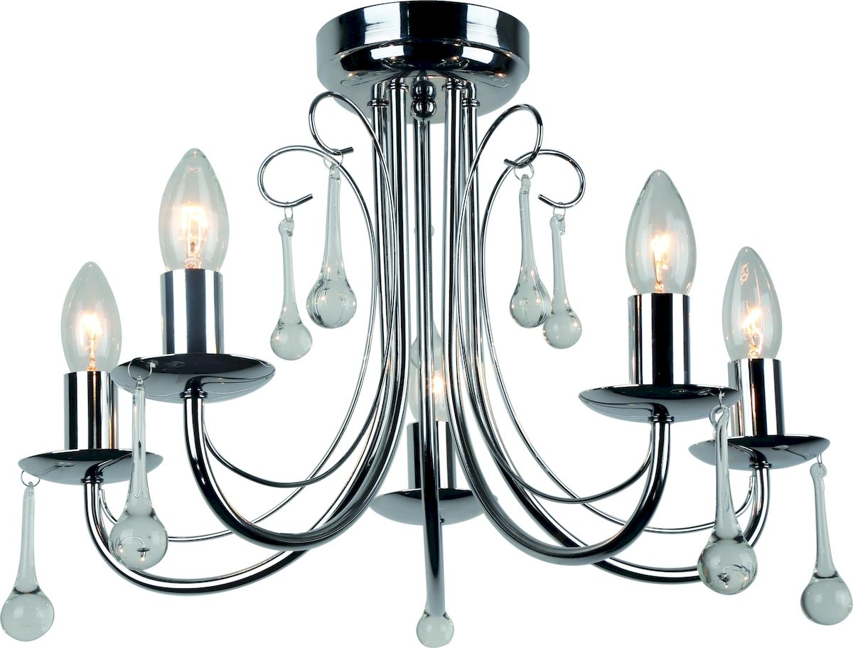 Светильник потолочный Arte Lamp Speranza. A8548PL-5CC