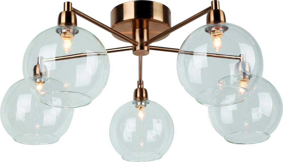 Светильник потолочный Arte Lamp ROSARIA A8564PL-5RB