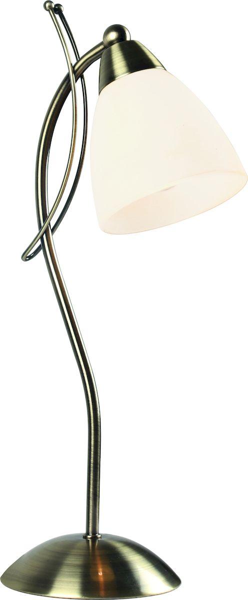 Светильник настольный Arte Lamp PANNA A8612LT-1ABA8612LT-1AB
