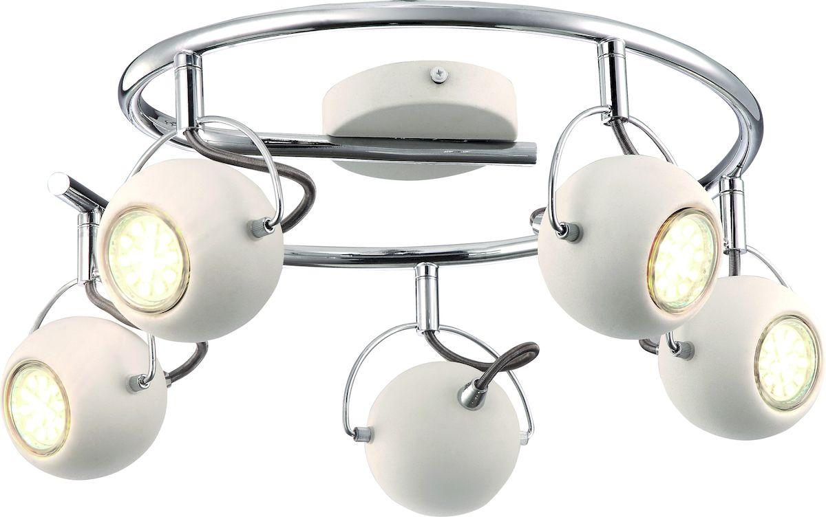 Светильник потолочный Arte Lamp SPIA A9128PL-5WH