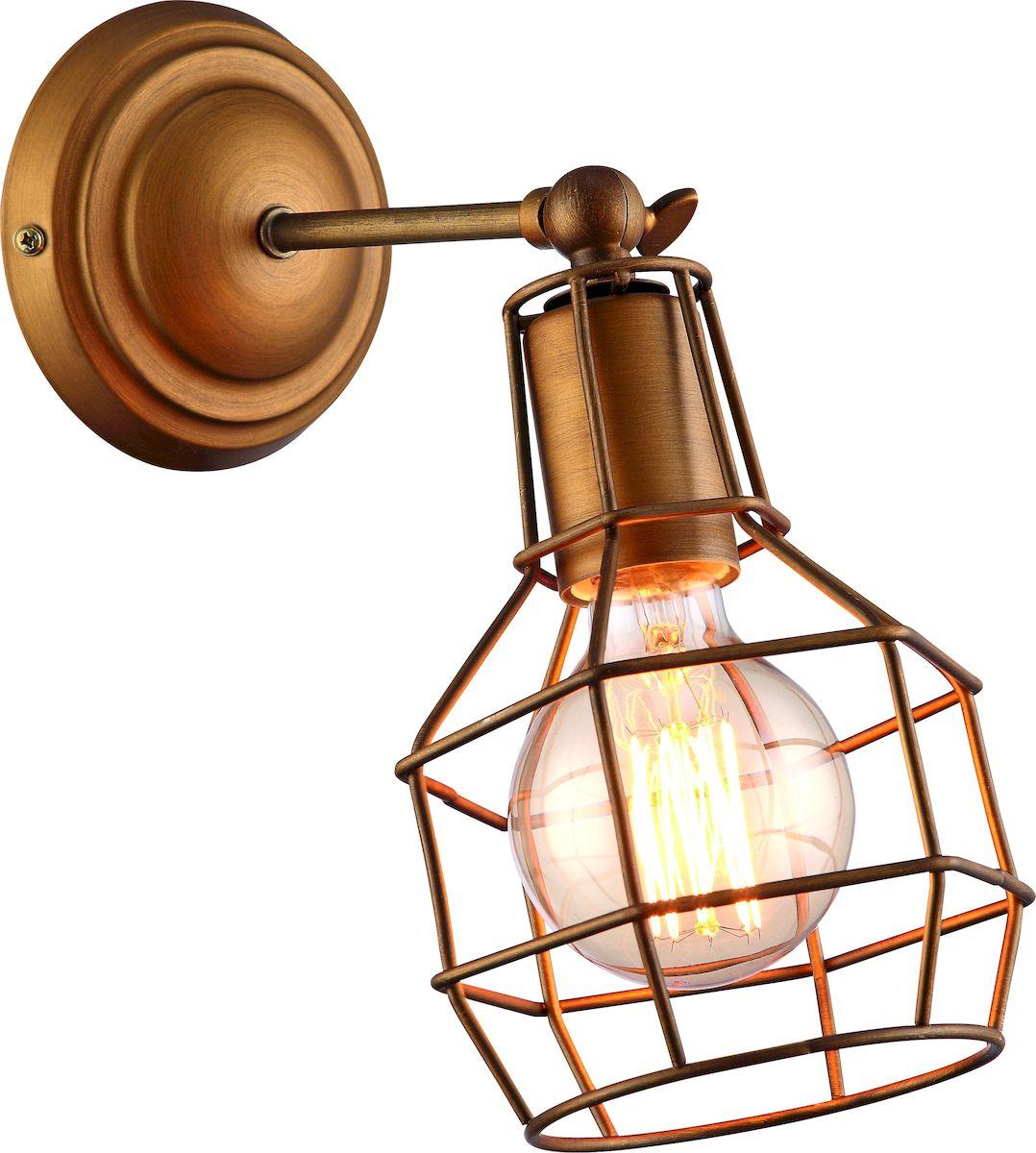 Светильник настенный Arte Lamp INTERNO A9182AP-1BZ
