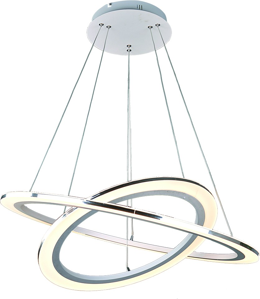 Светильник подвесной Arte Lamp Tutto. A9305SP-2WHA9305SP-2WHПотолочный светильник Arte Lamp Tutto поможет создать в вашем доме атмосферу уюта и комфорта. Благодаря высококачественным материалам он практичен в использовании и отлично работает на протяжении долгого периода времени. Толщина диска: 3 см. Диаметр колец: 70 см, 60 см. Провода максимум: 130 см (укорачиваются). LED модули (не сменные, не диммируемые) 30 Ватт, 2800 Лм, 3000 К, срок службы 25000 ч. Тип крепления: скоба на шурупах.