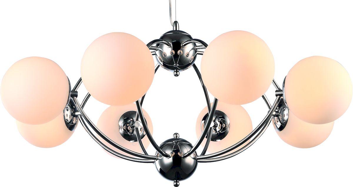 Светильник подвесной Arte Lamp PALLA A9432SP-8CC люстра на штанге arte lamp arancia a9276lm 8cc