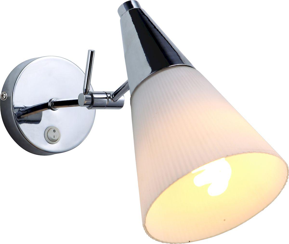 Светильник настенный Arte Lamp Brooklyn A9517AP-1CCA9517AP-1CC
