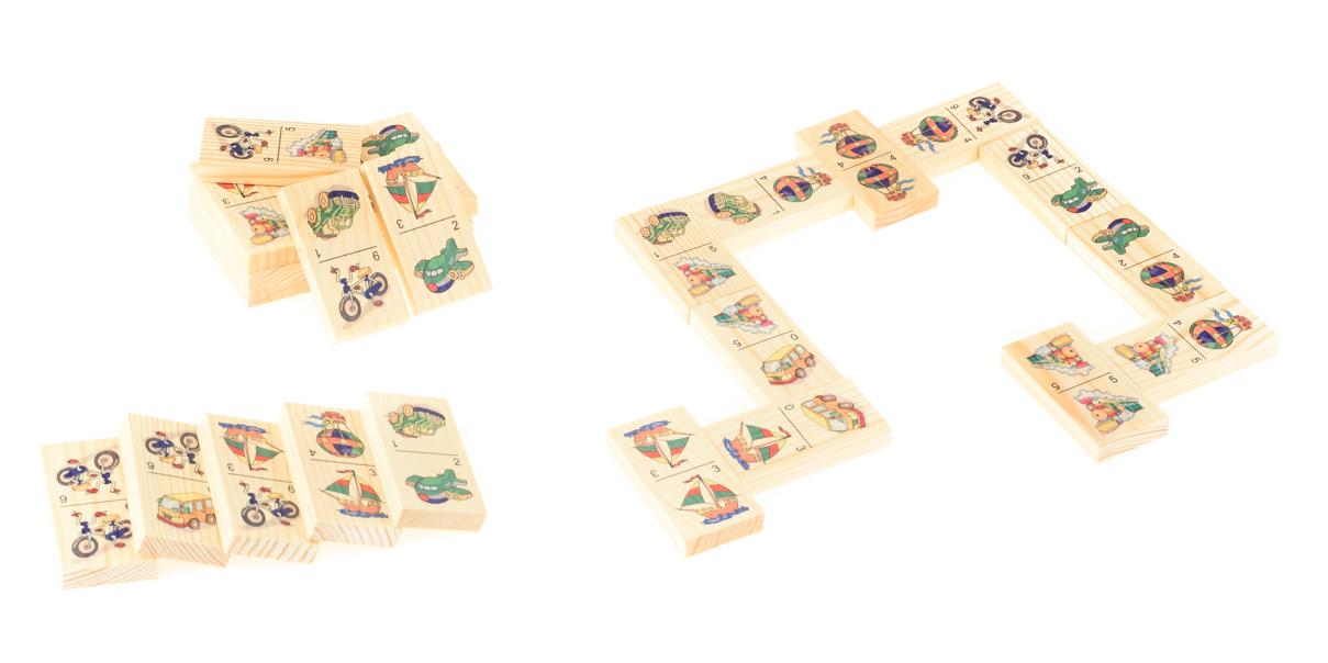 Развивающие деревянные игрушки Домино Транспорт консультирование родителей в детском саду возрастные особенности детей