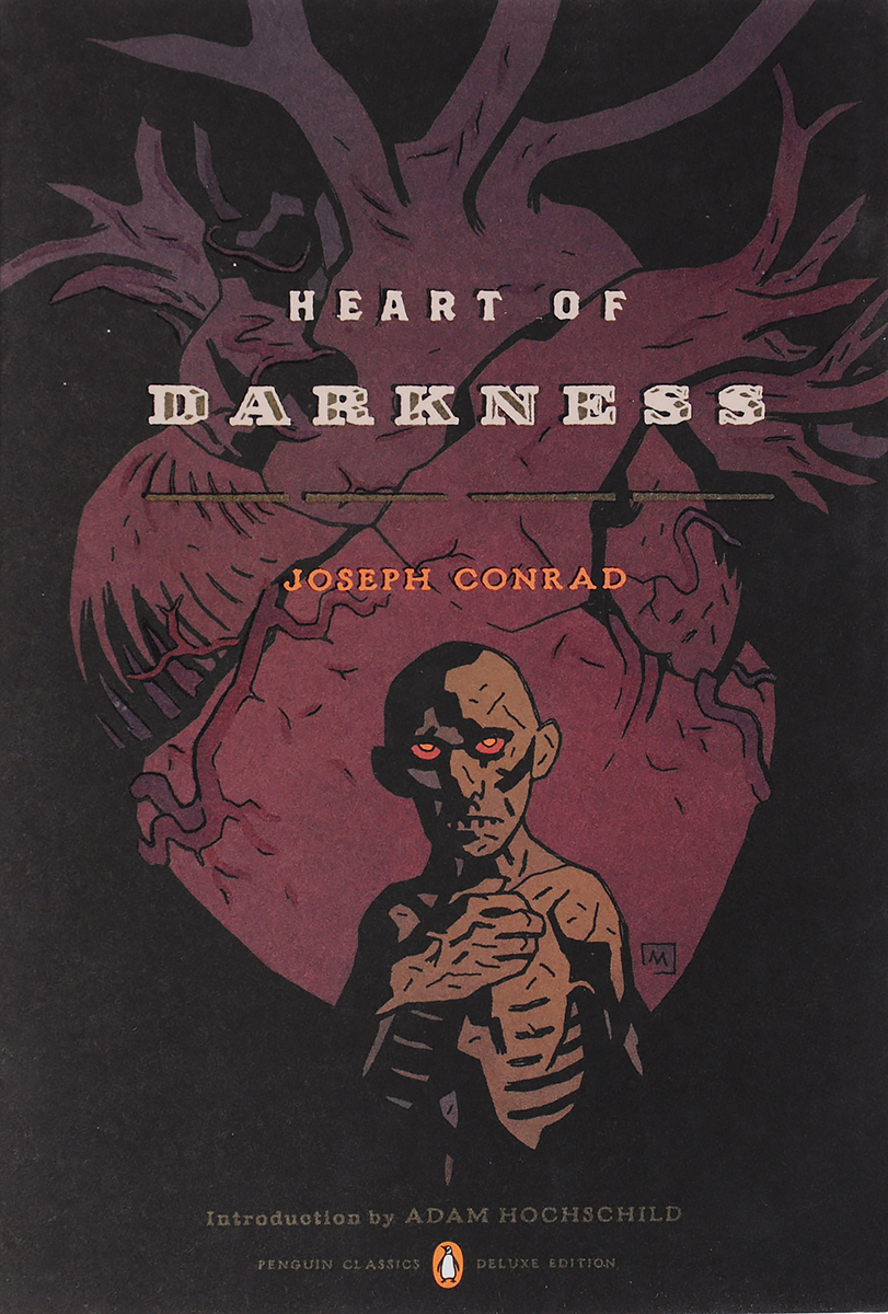 Heart of Darkness (Penguin Classics Deluxe Edition) penguin christmas classics 6 volume boxed set