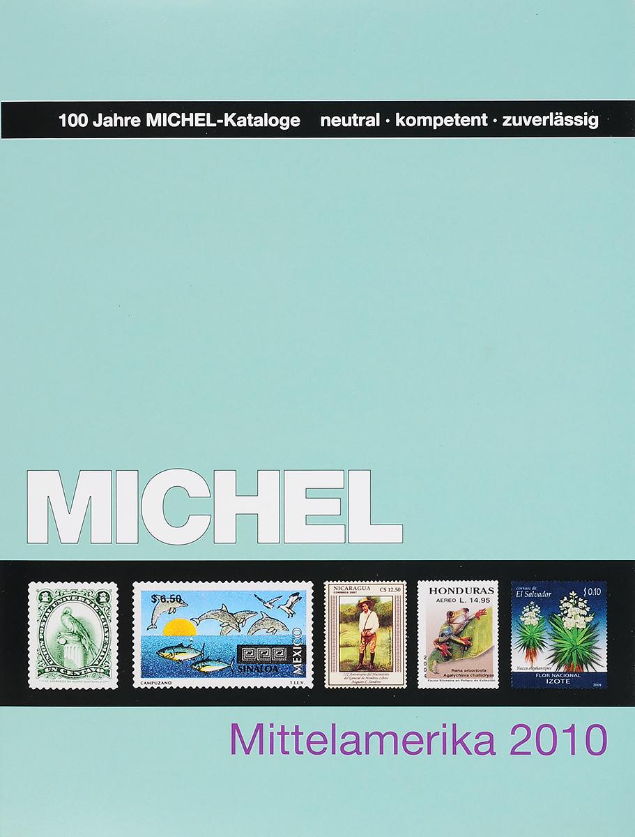 Michel № 338761, 2010: Mittelamerika Katalog katalog bodov slovnaft