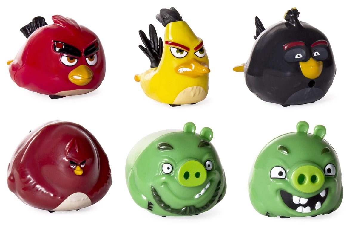 Angry Birds Набор машинок Angry Speedsters 5 шт