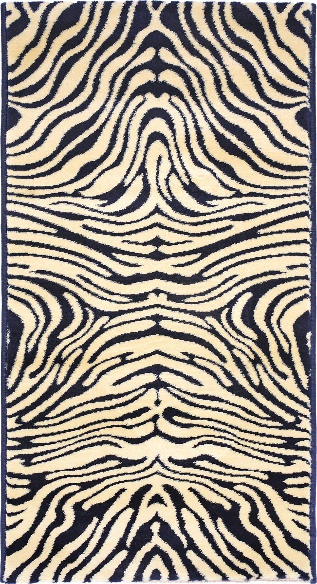 Ковер Kamalak Tekstil, прямоугольный, 60 x 110 см. УК-0036УК-0036Ковер Kamalak Tekstil изготовлен из прочного синтетического материала heat-set, улучшенного варианта полипропилена (эта нить получается в результате его дополнительной обработки). Полипропилен износостоек, нетоксичен, не впитывает влагу, не провоцирует аллергию. Структура волокна в полипропиленовых коврах гладкая, поэтому грязь не будет въедаться и скапливаться на ворсе. Практичный и износоустойчивый ворс не истирается и не накапливает статическое электричество. Ковер обладает хорошими показателями теплостойкости и шумоизоляции. Оригинальный рисунок позволит гармонично оформить интерьер комнаты, гостиной или прихожей. За счет невысокого ворса ковер легко чистить. При надлежащем уходе синтетический ковер прослужит долго, не утратив ни яркости узора, ни блеска ворса, ни упругости. Самый простой способ избавить изделие от грязи - пропылесосить его с обеих сторон (лицевой и изнаночной). Влажная уборка с применением шампуней и моющих средств не противопоказана. Хранить рекомендуется в свернутом рулоном виде.