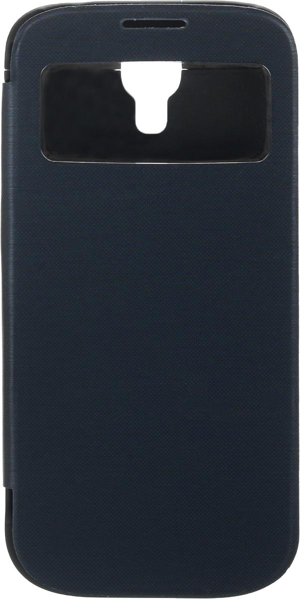 EXEQ HelpinG-SF03 чехол-аккумулятор для Samsung Galaxy S4, Black (3300 мАч, Smart cover, флип-кейс)HelpinG-SF03 BLExeq HelpinG-SF03 оборудован встроенным аккумулятором, обеспечивая своевременную подзарядку, чехол, темсамым, способен обеспечить и большую работоспособность Вашему смартфону.Стильный дизайн Exeq HelpinG-SF03 придется по вкусу многим владельцам Samsung Galaxy S4, а его конструкцияобеспечит надежную защиту смартфону даже во время самого активного использования. В частности для защитыдисплея чехол оснащен специальной откидной крышкой Smart-cover - она не только защитит дисплей отзагрязнений, пыли и царапин, но позволит регулировать работу экрана. Так при открытии крышки чехла экрансмартфона автоматически будет включаться, при закрытии крышки чехла экран автоматически будетвыключаться. Еще в конструкции чехла предусмотрена откидывающаяся подставка, которая позволит удобноразместить телефон при просмотре видео или чтении электронных книг.Зарядка чехла-аккумулятора Exeq HelpinG-SF03 происходит от зарядного устройства телефона в течение 3 часов,причем заряжать оба устройства можно не извлекая телефон из чехла. Так для зарядки телефона необходимоподсоединить зарядное устройство к чехлу и нажать кнопку питания на чехле, а для зарядки чехла необходимопросто подсоединить зарядное устройство - и зарядка начнется автоматически.Технические характеристики Exeq HPC-002:Частотный диапазон: 19-20000 ГцДинамики: 10 ммЧувствительность: 105 дБИмпеданс: 16 Ом