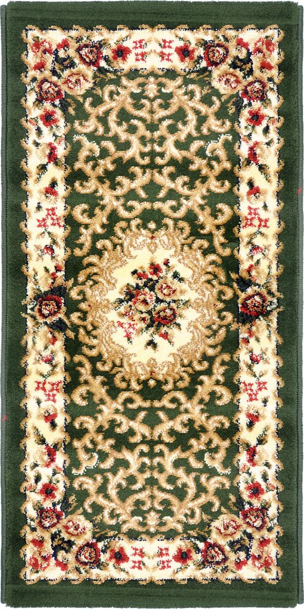 Ковер Kamalak Tekstil, прямоугольный, 50 x 100 см. УК-0430 ковер kamalak tekstil ук 0515