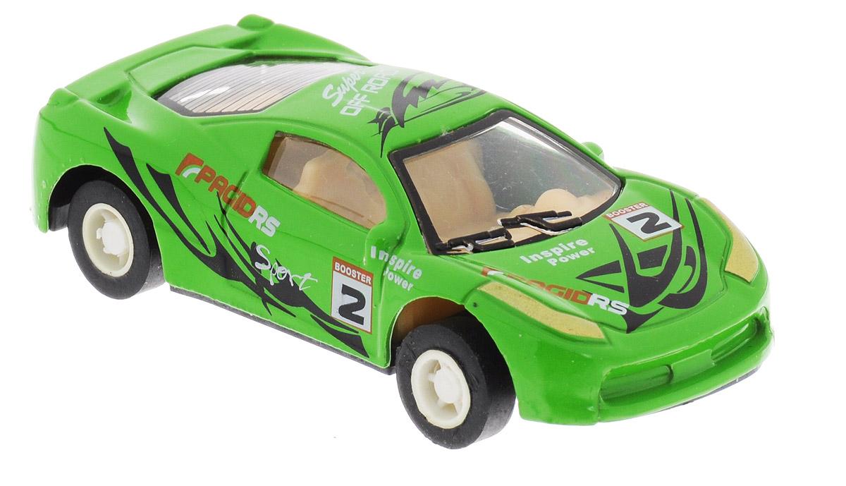 Shantou Машинка инерционная Крутые тачки цвет зеленый