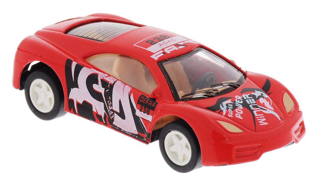Shantou Машинка инерционная Крутые тачки цвет красный