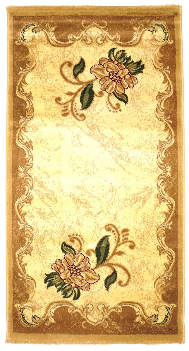 Ковер Kamalak Tekstil, прямоугольный, 80 x 150 см. УК-0069 ковер kamalak tekstil прямоугольный 80 x 150 см ук 0219