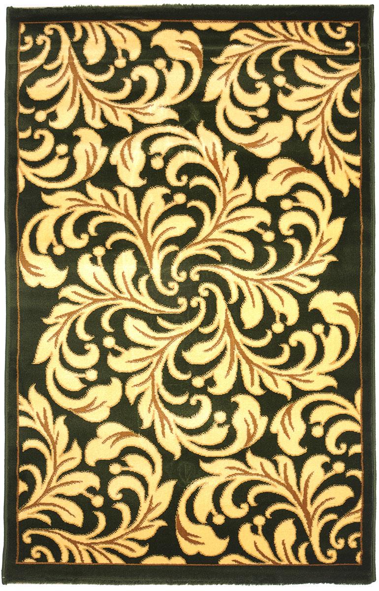 Ковер Kamalak Tekstil, прямоугольный, 100 x 150 см. УК-0320УК-0320Ковер Kamalak Tekstil изготовлен из прочного синтетическогоматериала heat-set, улучшенного варианта полипропилена (эта нитьполучается в результате его дополнительной обработки). Полипропиленизносостоек, нетоксичен, не впитываетвлагу, не провоцирует аллергию. Структура волокна вполипропиленовыхковрах гладкая, поэтому грязь не будет въедаться и скапливаться наворсе.Практичный и износоустойчивый ворс не истирается и не накапливаетстатическое электричество.Ковер обладает хорошими показателями теплостойкости ишумоизоляции.Оригинальный рисунок позволит гармонично оформить интерьеркомнаты,гостиной или прихожей.За счет невысокого ворса ковер легко чистить. При надлежащемуходесинтетический ковер прослужит долго, не утратив ни яркости узора,ниблеска ворса, ни упругости.Самый простой способ избавить изделие от грязи - пропылесоситьего собеих сторон (лицевой и изнаночной). Влажная уборка с применениемшампуней и моющих средств не противопоказана.Хранить рекомендуется в свернутом рулоном виде.