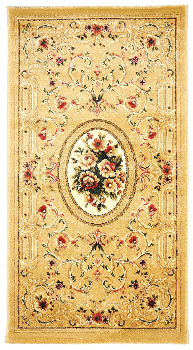 """Ковер """"Kamalak Tekstil"""", прямоугольный, 80 x 150 см. УК-0256"""