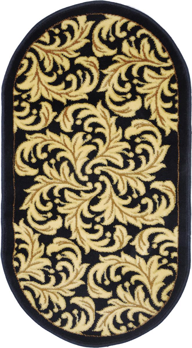 """Ковер """"Kamalak Tekstil"""", овальный, 60 x 110 см. УК-0307"""