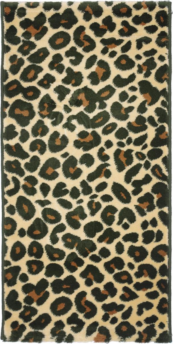 Ковер Kamalak Tekstil, прямоугольный, 50 x 100 см. УК-0513УК-0513Ковер Kamalak Tekstil изготовлен из прочного синтетического материала heat-set, улучшенного варианта полипропилена (эта нить получается в результате его дополнительной обработки). Полипропилен износостоек, нетоксичен, не впитывает влагу, не провоцирует аллергию. Структура волокна в полипропиленовых коврах гладкая, поэтому грязь не будет въедаться и скапливаться на ворсе. Практичный и износоустойчивый ворс не истирается и не накапливает статическое электричество. Ковер обладает хорошими показателями теплостойкости и шумоизоляции. Оригинальный рисунок позволит гармонично оформить интерьер комнаты, гостиной или прихожей. За счет невысокого ворса ковер легко чистить. При надлежащем уходе синтетический ковер прослужит долго, не утратив ни яркости узора, ни блеска ворса, ни упругости. Самый простой способ избавить изделие от грязи - пропылесосить его с обеих сторон (лицевой и изнаночной). Влажная уборка с применением шампуней и моющих средств не противопоказана. Хранить рекомендуется в свернутом рулоном виде.