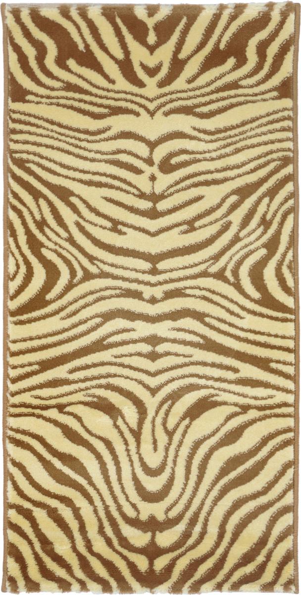 Ковер Kamalak Tekstil, прямоугольный, 50 x 100 см. УК-0440УК-0440Ковер Kamalak Tekstil изготовлен из прочного синтетического материала heat-set, улучшенного варианта полипропилена (эта нить получается в результате его дополнительной обработки). Полипропилен износостоек, нетоксичен, не впитывает влагу, не провоцирует аллергию. Структура волокна в полипропиленовых коврах гладкая, поэтому грязь не будет въедаться и скапливаться на ворсе. Практичный и износоустойчивый ворс не истирается и не накапливает статическое электричество. Ковер обладает хорошими показателями теплостойкости и шумоизоляции. Оригинальный рисунок позволит гармонично оформить интерьер комнаты, гостиной или прихожей. За счет невысокого ворса ковер легко чистить. При надлежащем уходе синтетический ковер прослужит долго, не утратив ни яркости узора, ни блеска ворса, ни упругости. Самый простой способ избавить изделие от грязи - пропылесосить его с обеих сторон (лицевой и изнаночной). Влажная уборка с применением шампуней и моющих средств не противопоказана. Хранить рекомендуется в свернутом рулоном виде.