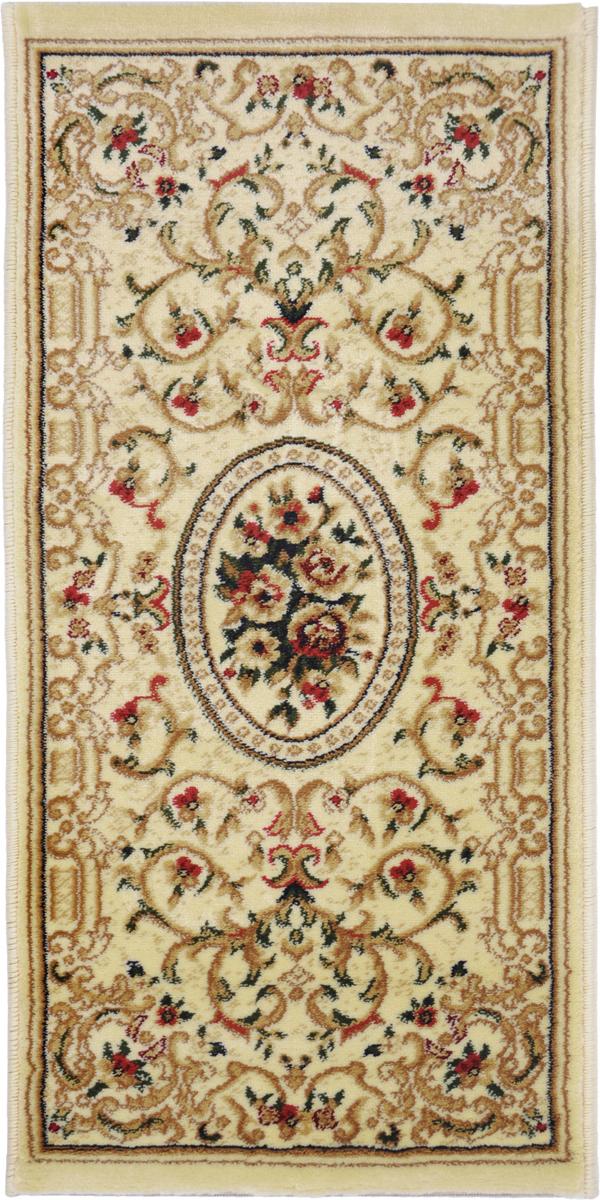 Ковер Kamalak Tekstil, прямоугольный, 50 x 100 см. УК-0490 ковер kamalak tekstil ук 0490