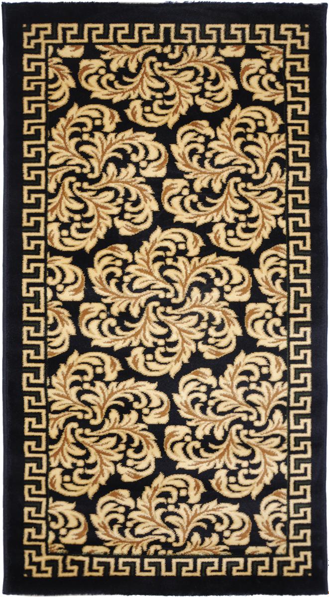 Ковер Kamalak Tekstil, прямоугольный, 80 x 150 см. УК-0274УК-0274Ковер Kamalak Tekstil изготовлен из прочного синтетического материала heat-set, улучшенного варианта полипропилена (эта нить получается в результате его дополнительной обработки). Полипропилен износостоек, нетоксичен, не впитывает влагу, не провоцирует аллергию. Структура волокна в полипропиленовых коврах гладкая, поэтому грязь не будет въедаться и скапливаться на ворсе. Практичный и износоустойчивый ворс не истирается и не накапливает статическое электричество.Ковер обладает хорошими показателями теплостойкости и шумоизоляции. Оригинальный рисунок позволит гармонично оформить интерьер комнаты, гостиной или прихожей.За счет невысокого ворса ковер легко чистить. При надлежащем уходе синтетический ковер прослужит долго, не утратив ни яркости узора, ни блеска ворса, ни упругости.Самый простой способ избавить изделие от грязи - пропылесосить его с обеих сторон (лицевой и изнаночной). Влажная уборка с применением шампуней имоющих средств не противопоказана.Хранить рекомендуется в свернутом рулоном виде.