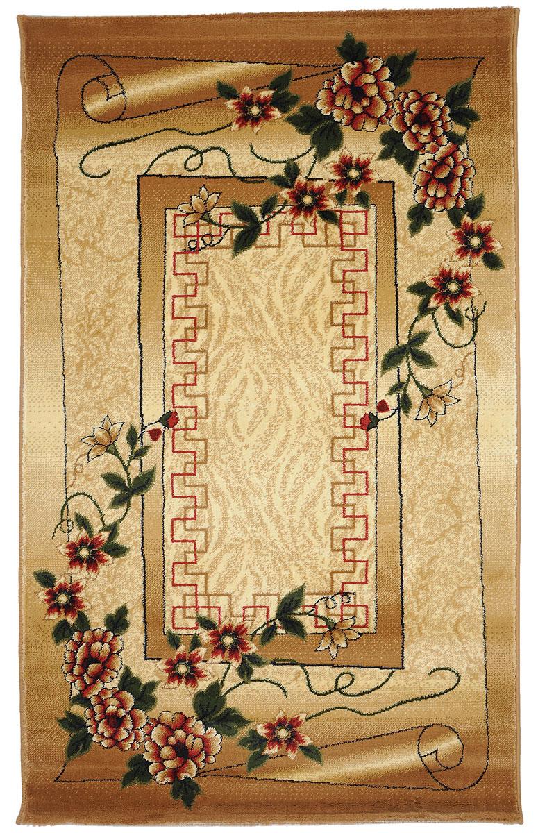Ковер Kamalak Tekstil, прямоугольный, 100 x 150 см. УК-0059 ковер kamalak tekstil ук 0511