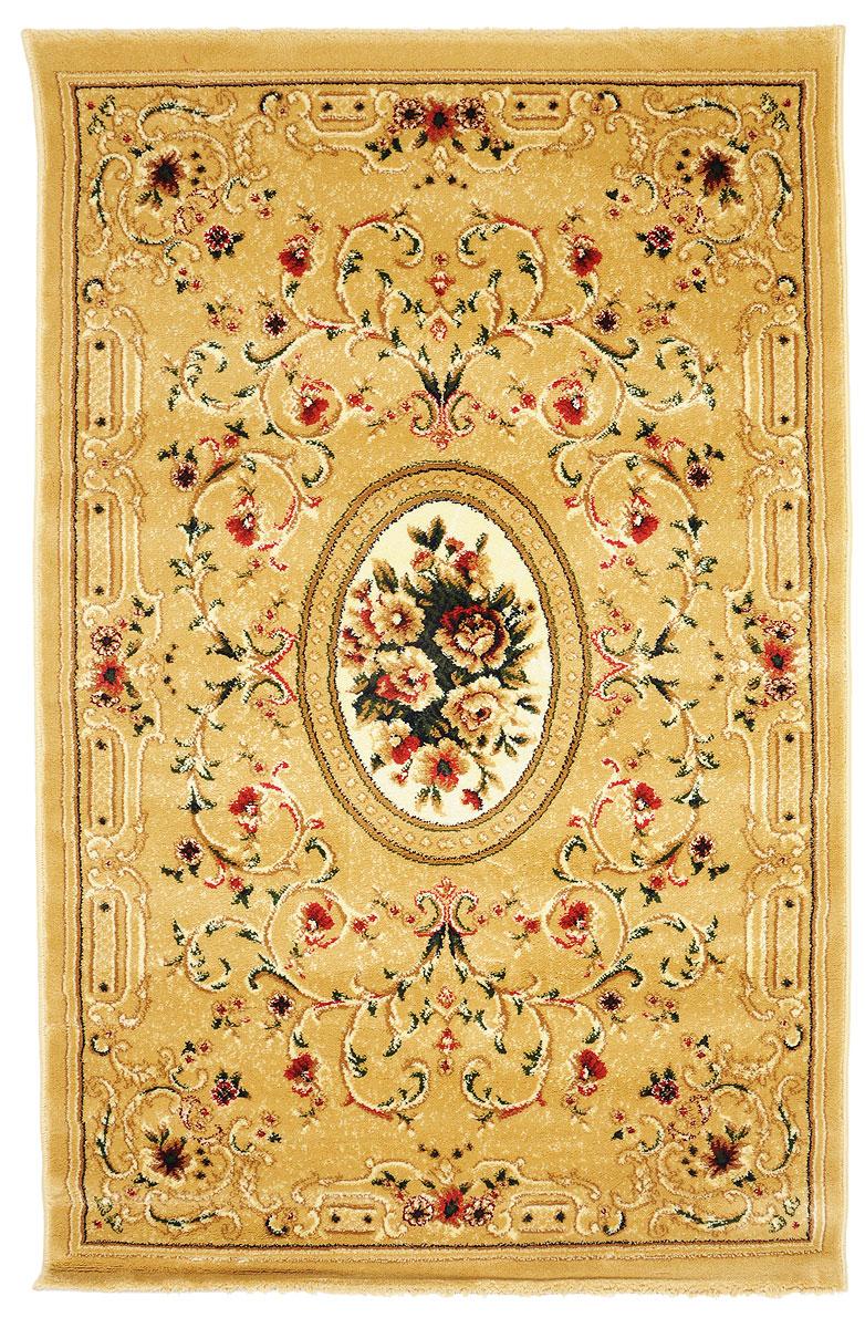 Ковер Kamalak Tekstil, прямоугольный, 100 x 150 см. УК-0254 ковер kamalak tekstil ук 0511