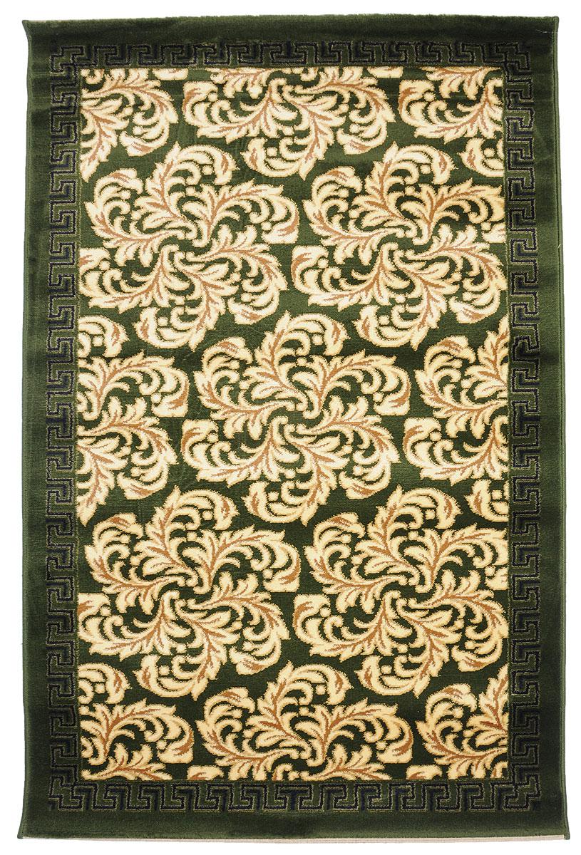 Ковер Kamalak Tekstil, прямоугольный, 100 x 150 см. УК-0290УК-0290Ковер Kamalak Tekstil изготовлен из прочного синтетическогоматериала heat-set, улучшенного варианта полипропилена (эта нитьполучается в результате его дополнительной обработки). Полипропиленизносостоек, нетоксичен, не впитываетвлагу, не провоцирует аллергию. Структура волокна вполипропиленовыхковрах гладкая, поэтому грязь не будет въедаться и скапливаться наворсе.Практичный и износоустойчивый ворс не истирается и не накапливаетстатическое электричество.Ковер обладает хорошими показателями теплостойкости ишумоизоляции.Оригинальный рисунок позволит гармонично оформить интерьеркомнаты,гостиной или прихожей.За счет невысокого ворса ковер легко чистить. При надлежащемуходесинтетический ковер прослужит долго, не утратив ни яркости узора,ниблеска ворса, ни упругости.Самый простой способ избавить изделие от грязи - пропылесоситьего собеих сторон (лицевой и изнаночной). Влажная уборка с применениемшампуней и моющих средств не противопоказана.Хранить рекомендуется в свернутом рулоном виде.