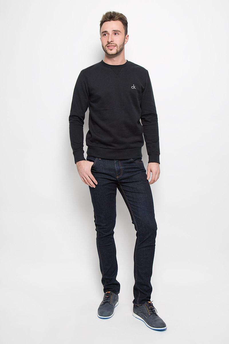 Джинсы мужские Calvin Klein Jeans, цвет: темно-синий. J30J300977_9134. Размер 32 (48/50)J30J300562_4950