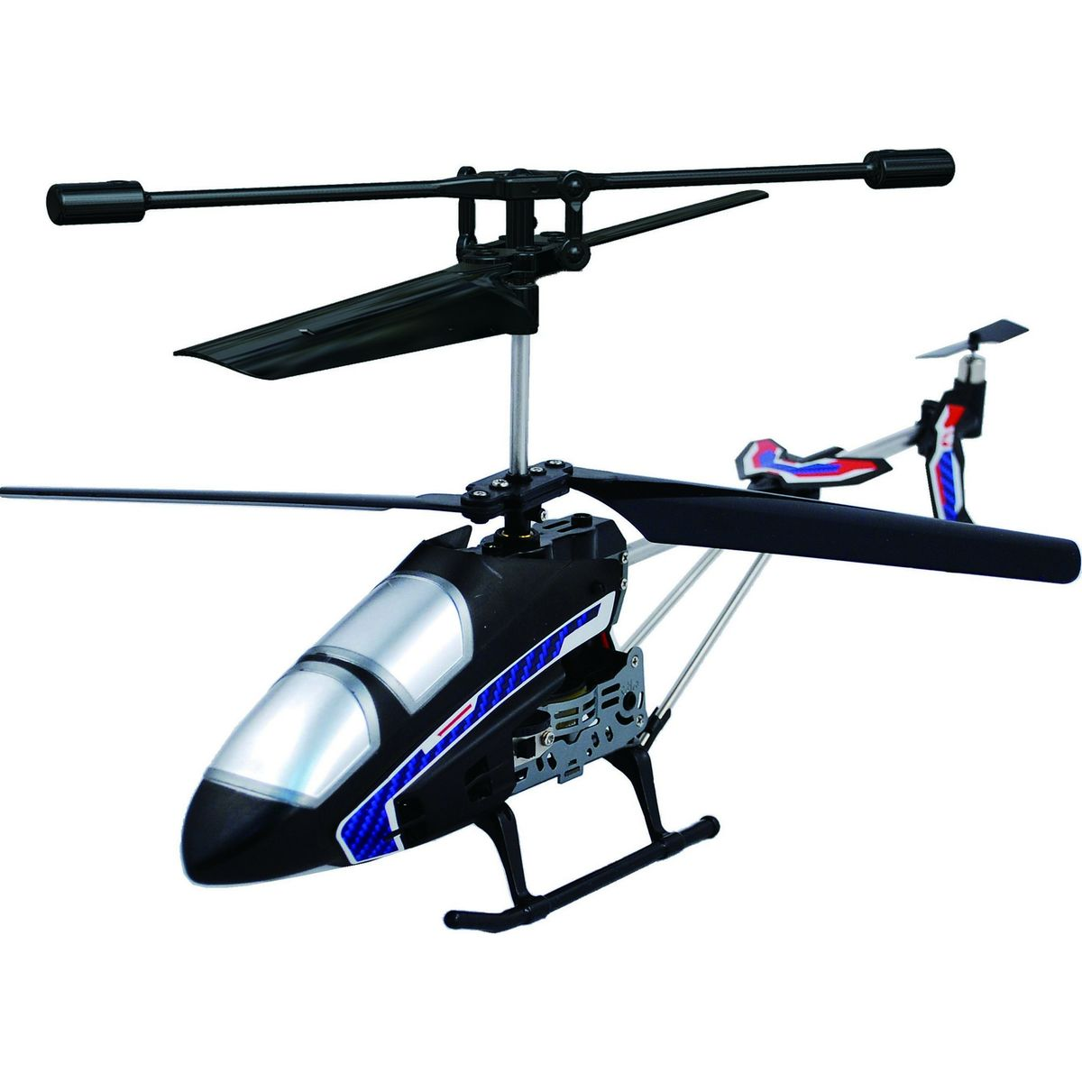 Властелин небес Вертолет на радиоуправлении Триумф цвет черный