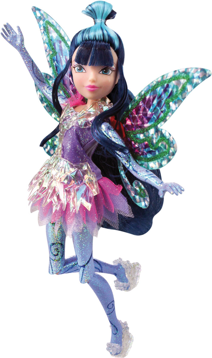 Winx Club Кукла Тайникс Musa куклы и одежда для кукол феи винкс winx club кукла тайникс musa