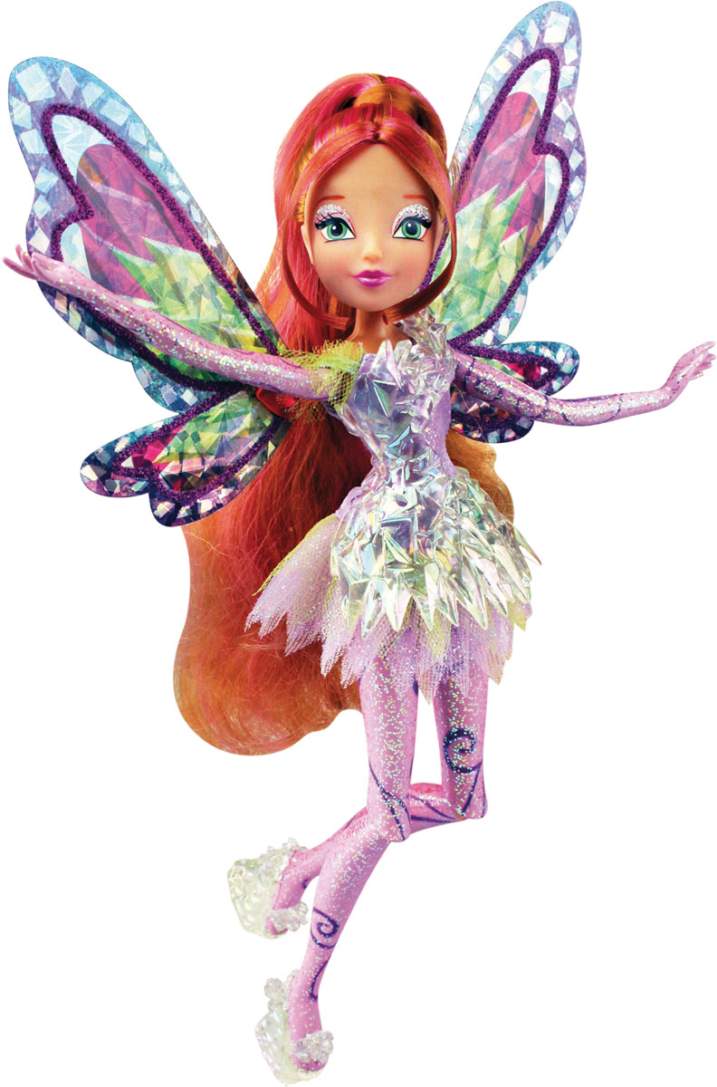 Winx Club Кукла Тайникс Flora куклы winx кукла winx club красотка flora