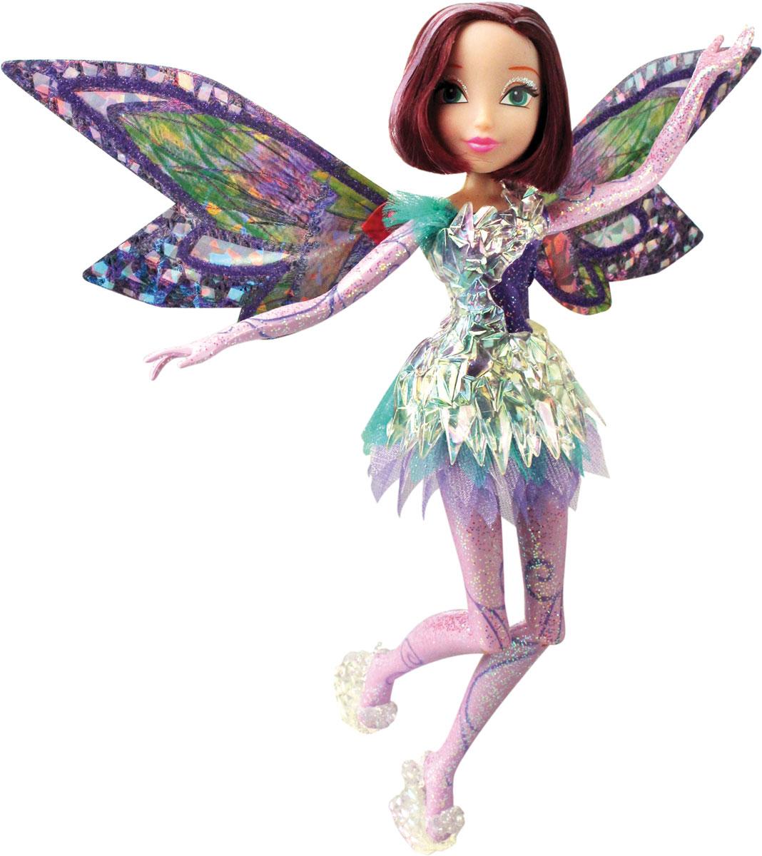 Winx Club Кукла Тайникс Tecna куклы winx кукла winx club мода и магия 3 tecna