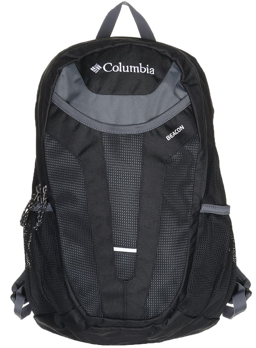 """Рюкзак Columbia """"Beacon Daypack"""", цвет: черный, серый. 1587561-013"""