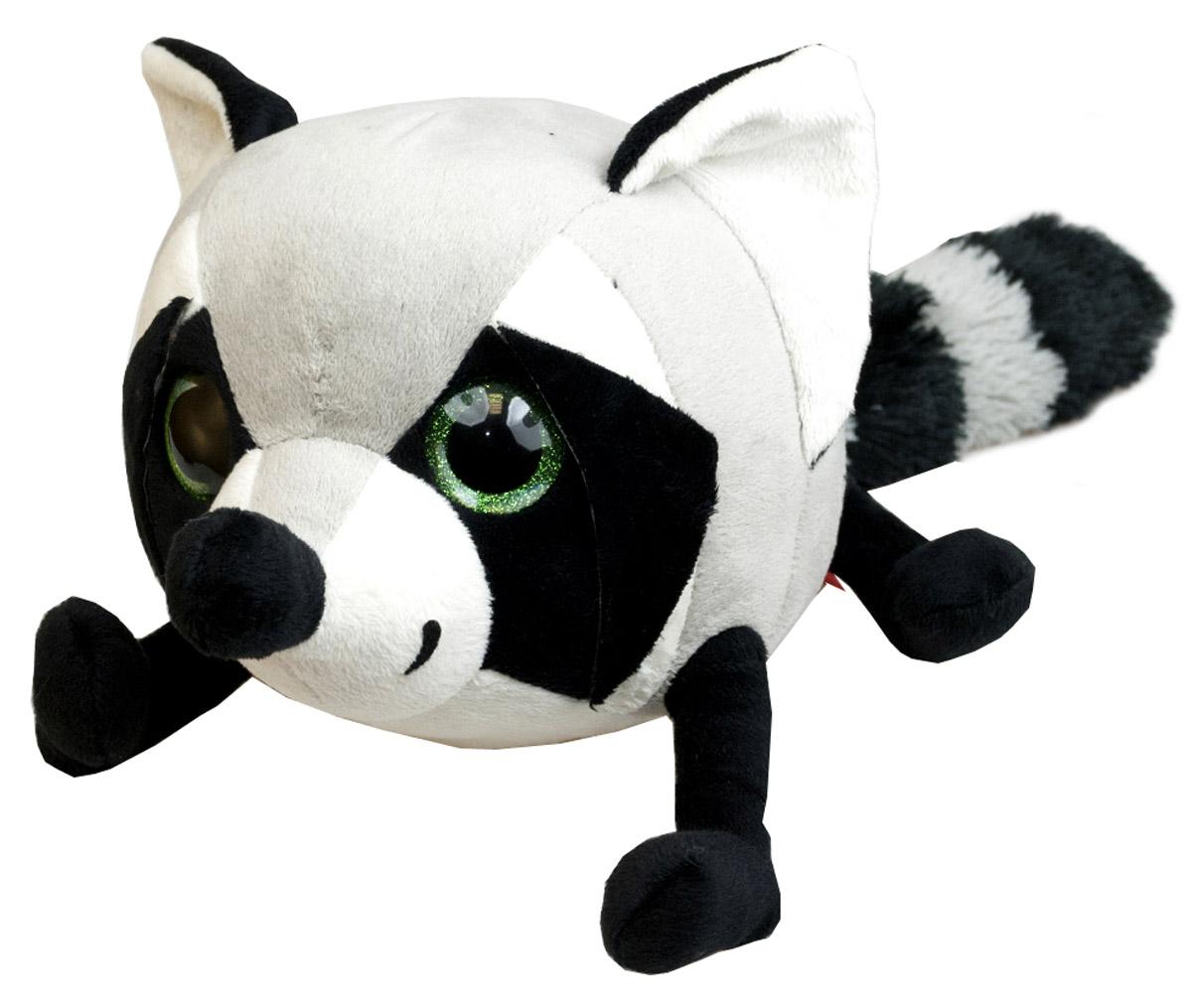 Fancy Мягкая игрушка Енот 21 см fancy мягкая игрушка собака эля 14 5 см