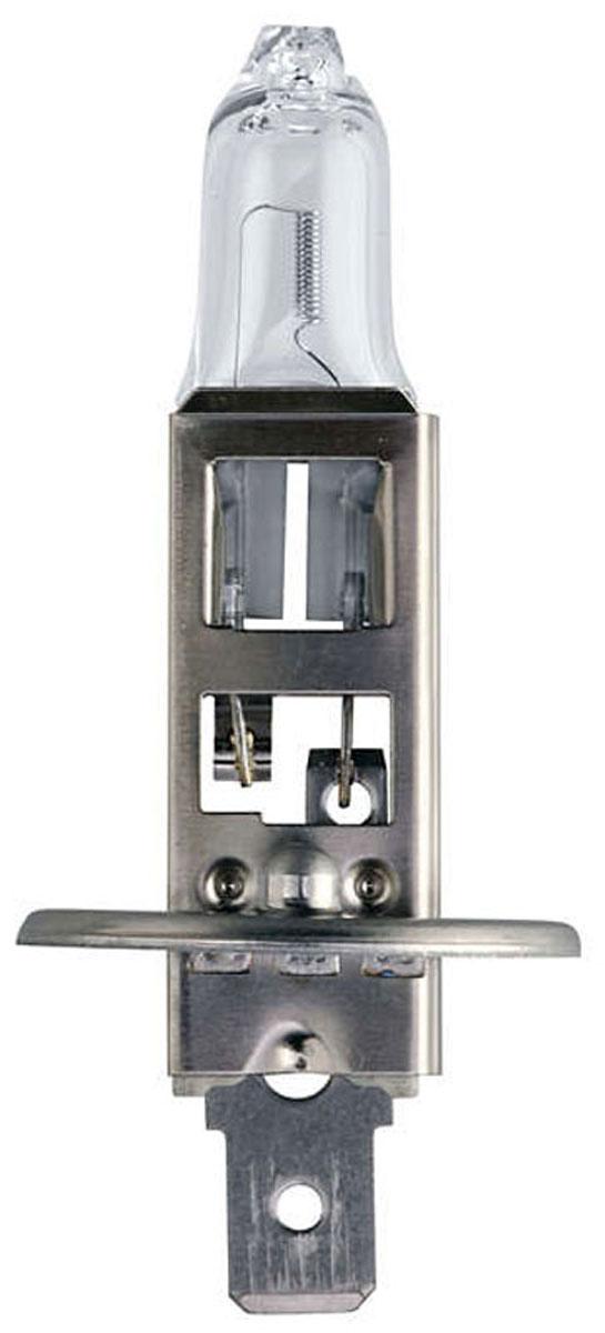 Галогенная автомобильная лампа Philips LongLife EcoVision H1 12V-55W (P14,5s) увелич. срок службы12258LLECOC112258LLECOC1Среди всех электроустановочных и электромонтажных изделий осветительная аппаратура имеет наиболее богатый ассортимент. Это происходит потому, что элементы освещения несут в себе не только сугубо технические характеристики, но и элементы дизайна. Возможности современных ламп и светильников, их конструкторское разнообразие настолько велики, что немудрено растерятьсяНапример, существует целый класс светильников, предназначенных исключительно для гипсокартонных потолков. Многочисленные виды ламп имеют различную природу света и эксплуатируются в неодинаковых условиях. Чтобы разобраться, какого типа лампа должна стоять в том или ином месте и каковы условия ее подключения, необходимо вкратце изучить основные виды осветительной аппаратуры.У всех ламп есть одна общая часть: цоколь, при помощи которого они соединяются с проводами освещения. Это касается тех ламп, в которых есть цоколь с резьбой для крепления в патроне. Размеры цоколя и патрона имеют строгую классификацию.Необходимо знать, что в бытовых условиях применяют лампы с 3 видами цоколей: маленьким, средним и большим. На техническом языке это означает Е14, Е27 и Е40. Цоколь, или патрон,Напряжение: 12 вольт