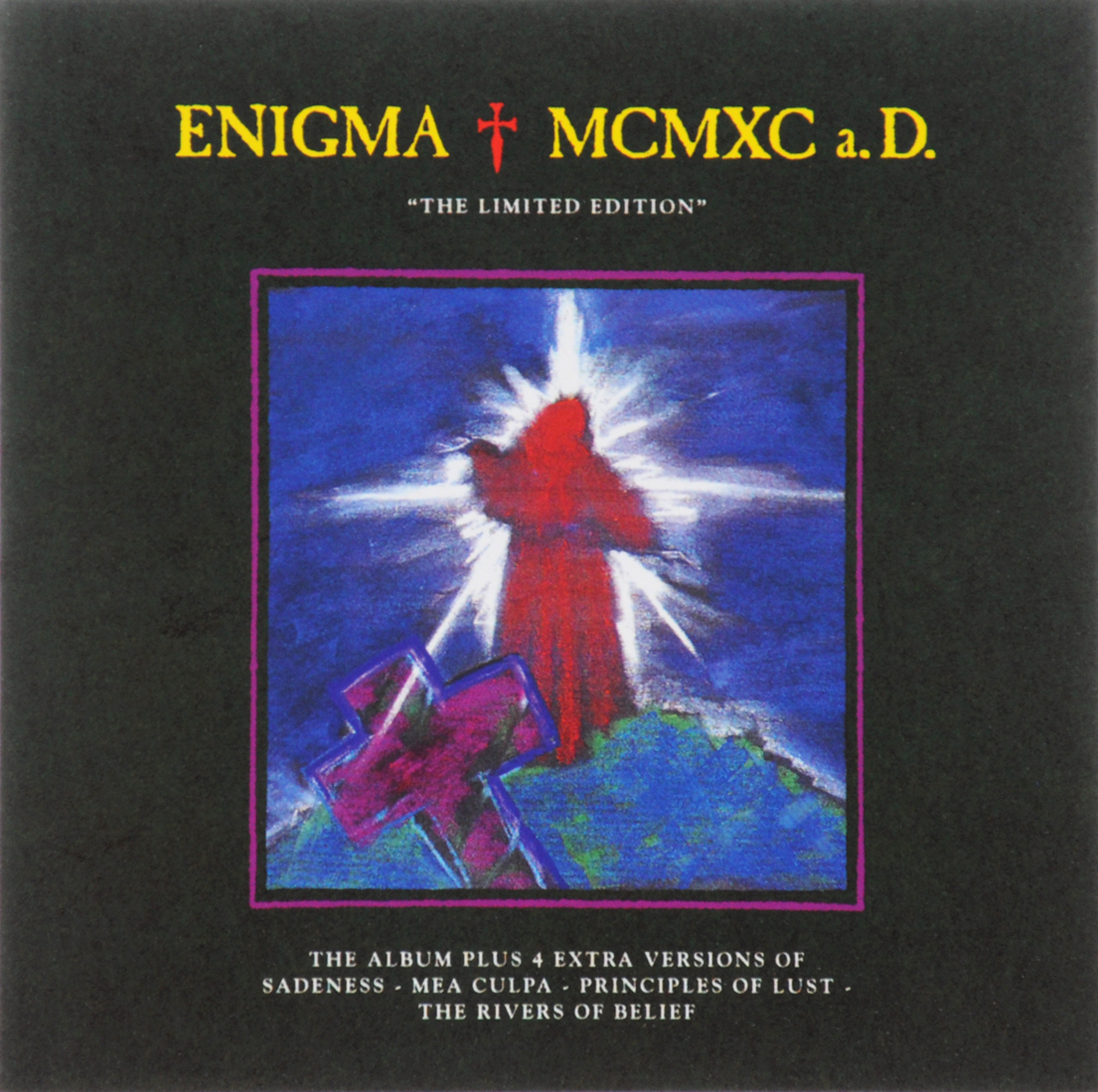Enigma Enigma. MCMXC A.D. The Limited Edition enigma – the screen behind the mirror lp