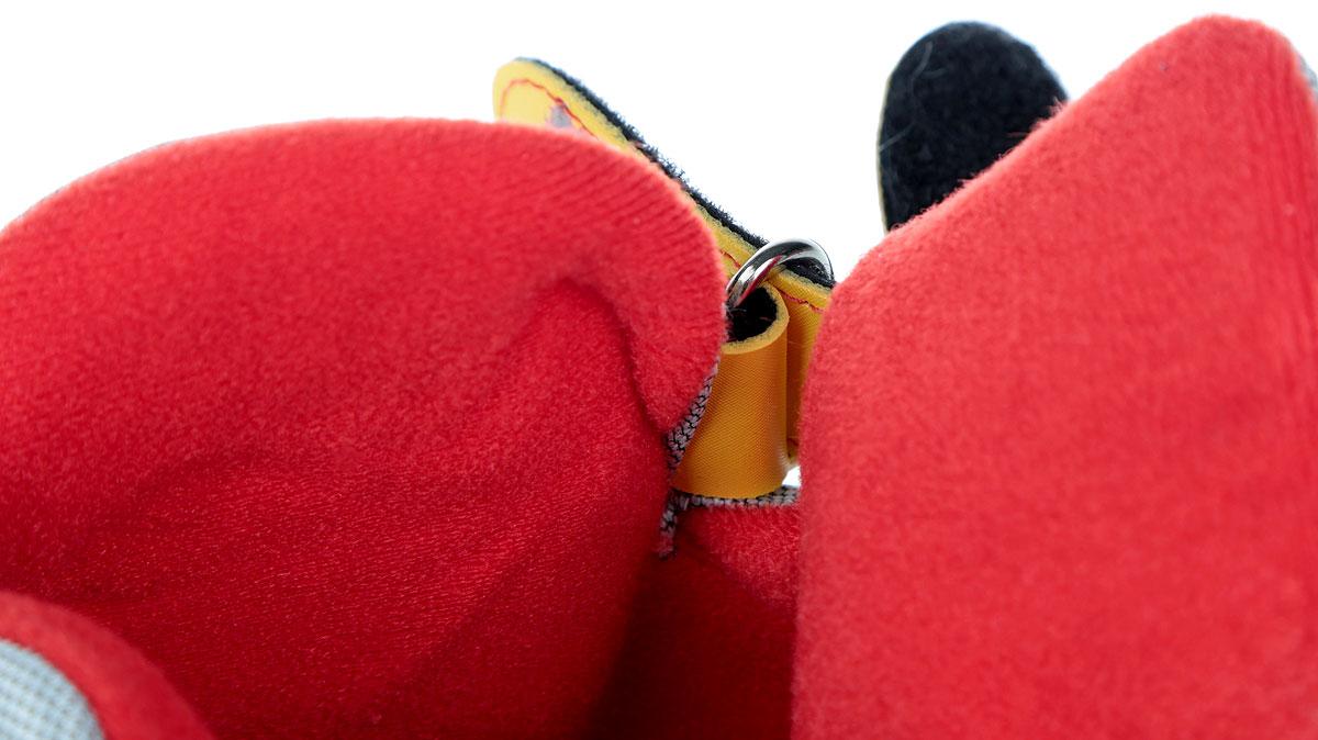 Ботинки лыжные детские Marax, цвет:  серый, желтый.  NN75.  Размер 33 Marax