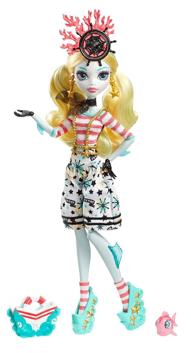 Monster High Кукла Пиратская авантюра Лагуна Блю лагуна блю пижамная вечеринка дёшево